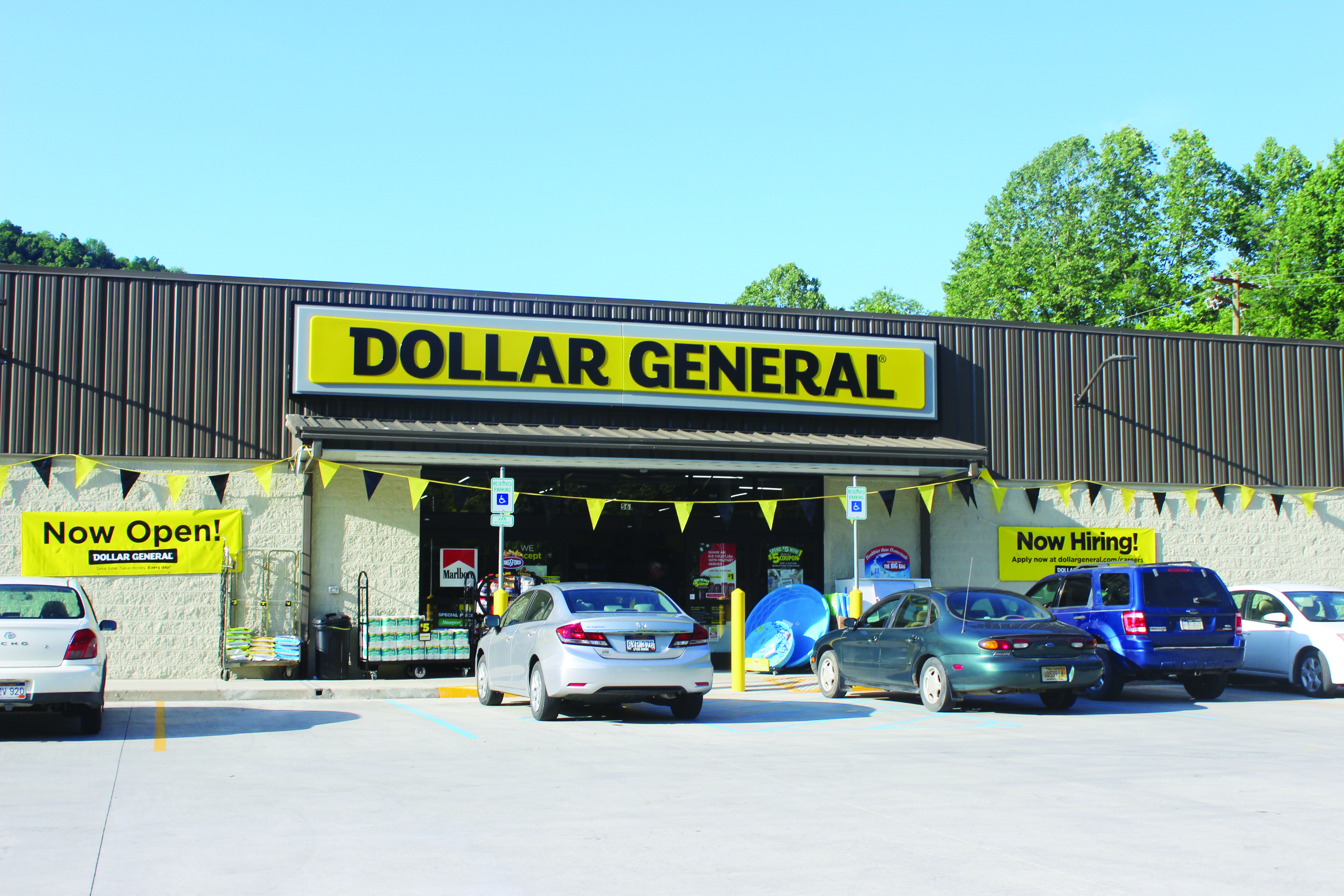 Dollar General Corp. (DG) Shares Sold by Financial Enhancement Group LLC