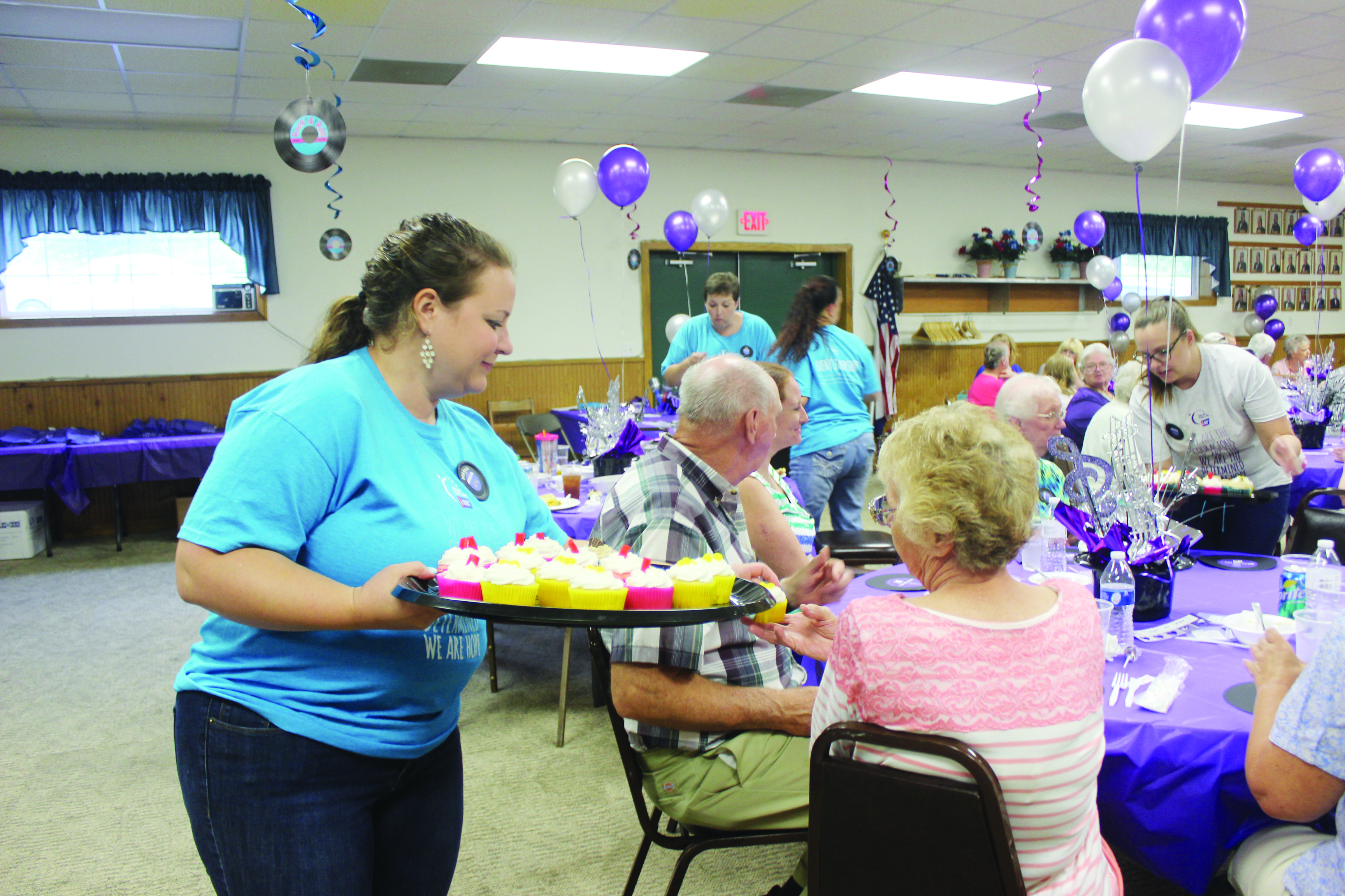Pine Ridge Restaurant Holds Relay For Life Fundraiser