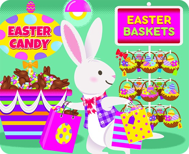 Easter Egg Hunts in the Quad Cities Area