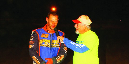 Mountain Statesman | West Virginia Dirt Trackin' Hardesty wins at Elkins