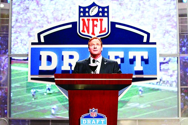 League to announce 58 prospects to participate in NFL virtual draft