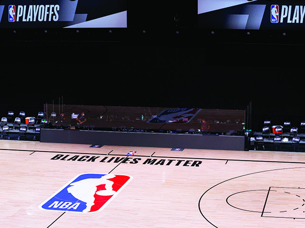 NBA's Lakers, Clippers Boycott Season Over Police Shooting